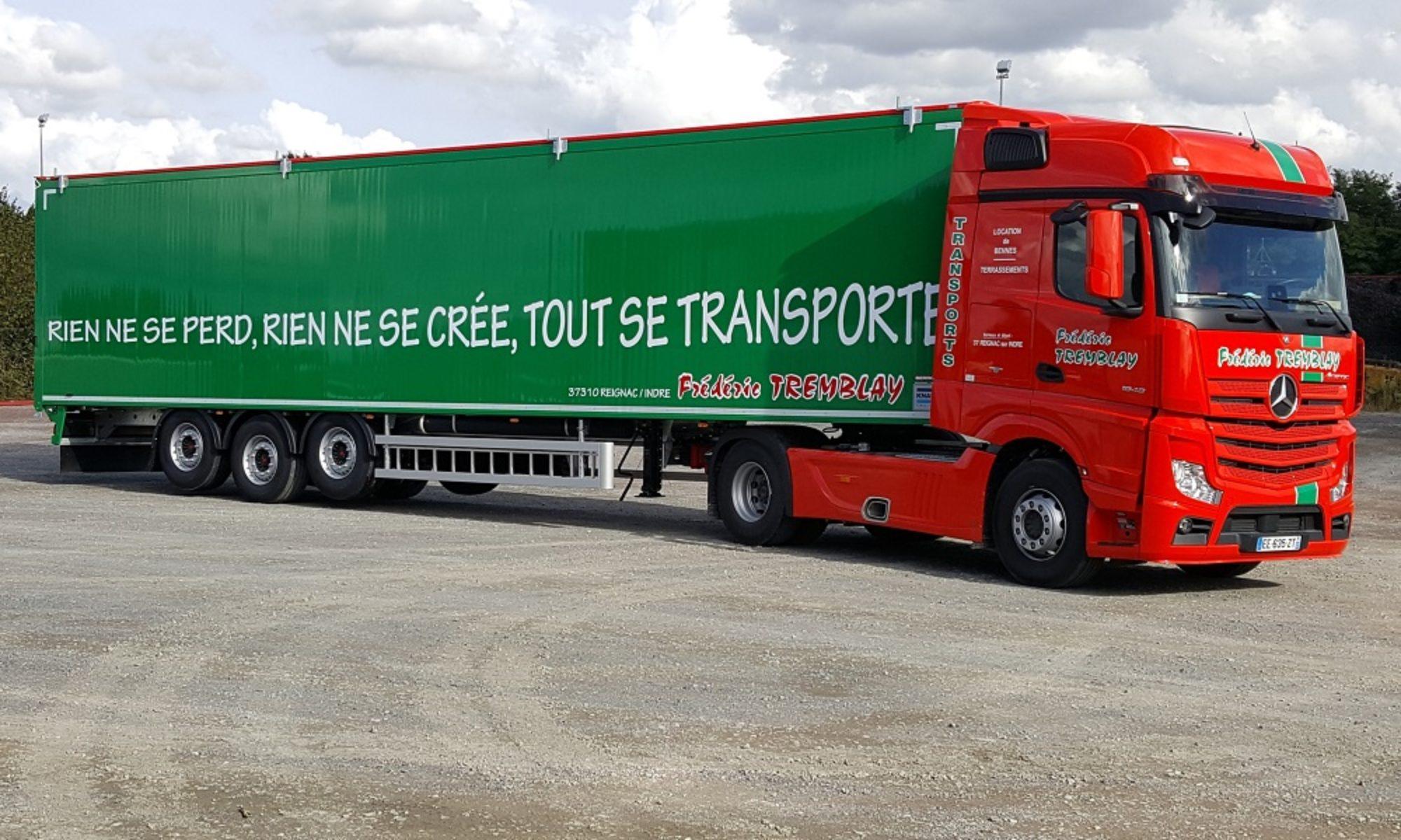 Transports Frédéric Tremblay